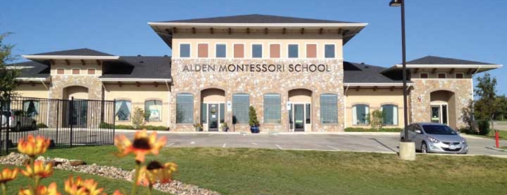 Alden Montessori School Building